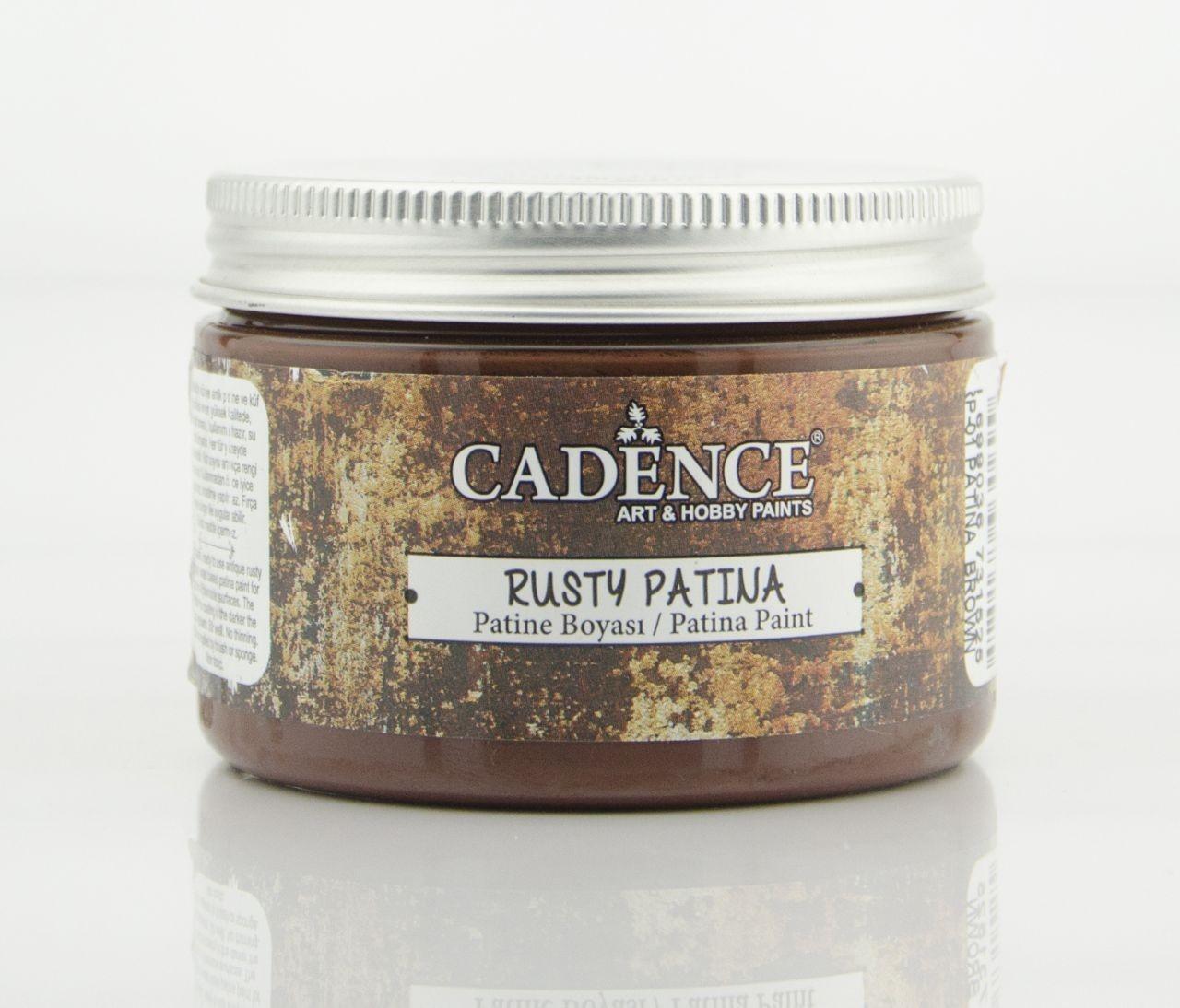 Rusty Patina RP01 Kahverengi özellikleri