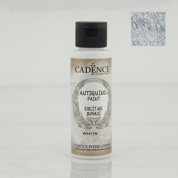 Eskitme Boyası 70ML(cc) 309 Beyaz renkleri