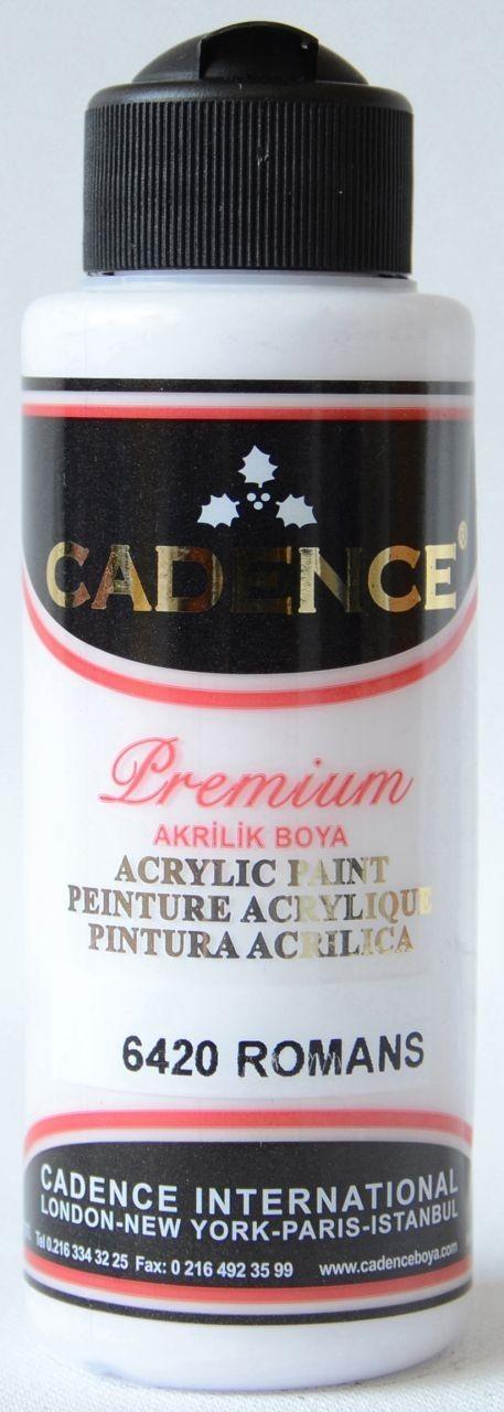 Cadence Akrilik Boya 120ML(cc) 6420 Romans renkleri