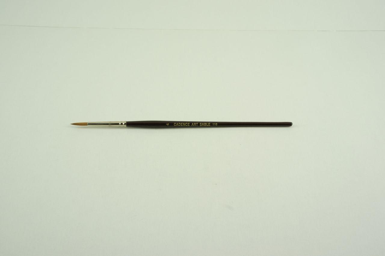 Cadence Samur Kontür Fırçası CA110 renkleri