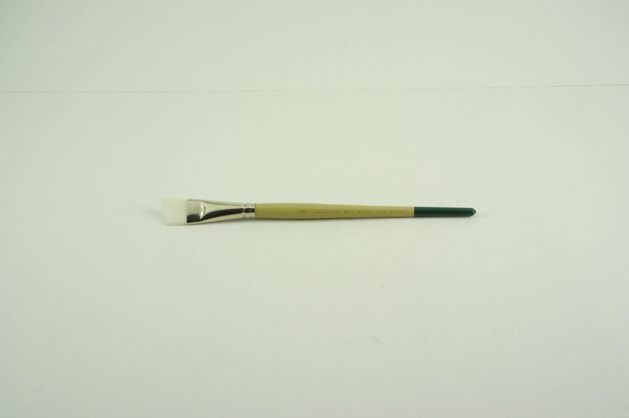 Cadence Beyaz Yan Kesik OneStroke Fırçası CA986A renkleri