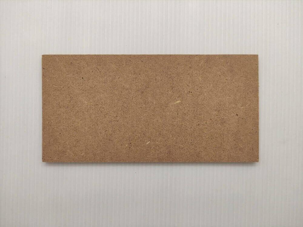 Pano Düz Plaka Mdf (10x20cm)