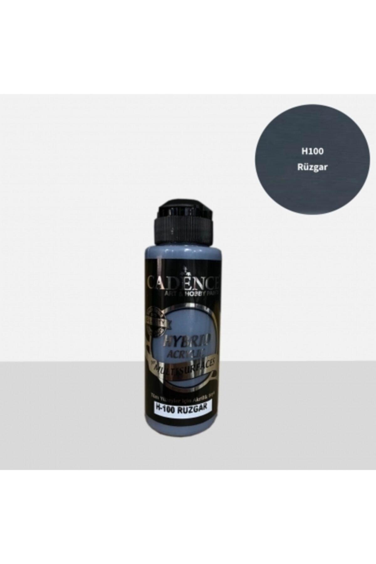 Ruzgar Cadence Multisurface Akrilik Boya H100 - 120 ML