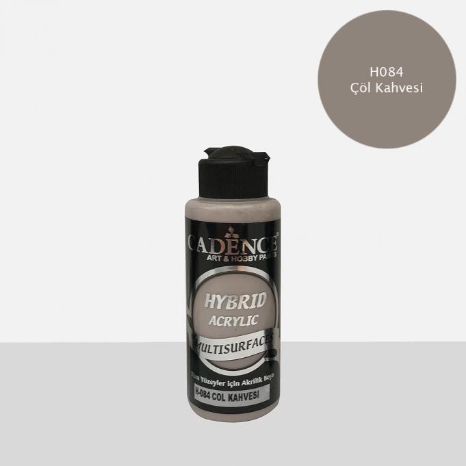 Çöl Kahvesi Cadence Multisurface Akrilik Boya H084 - 120 ML