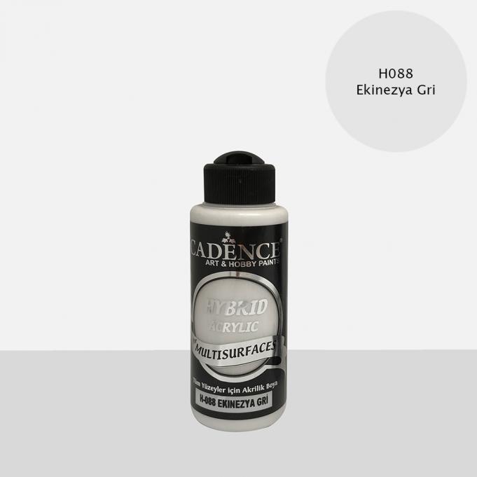 Ekinezya Gri Cadence Multisurface Akrilik Boya H088 - 120 ML