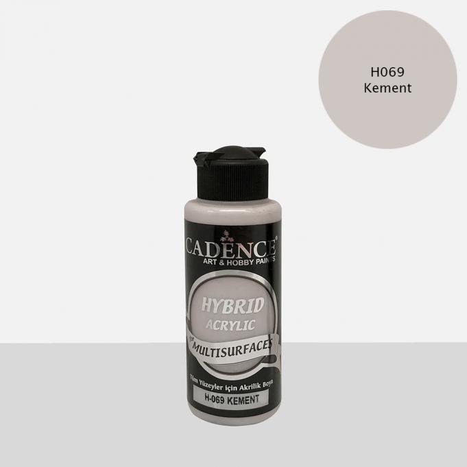 Kement Cadence Multisurface Akrilik Boya H069 - 120 ML