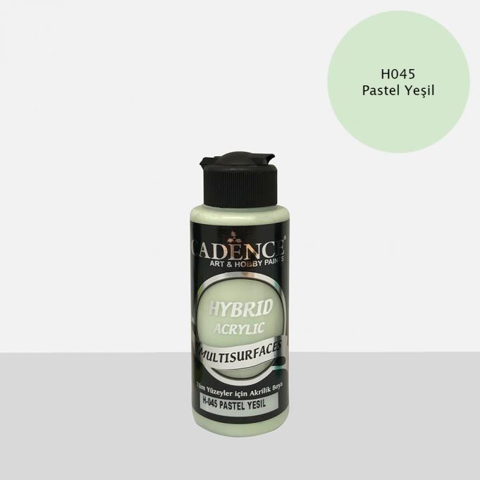 Pastel Yeşil Cadence Multisurface Akrilik Boya H045 - 120 ML