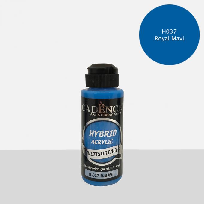 R.Mavi Cadence Multisurface Akrilik Boya H037 - 120 ML