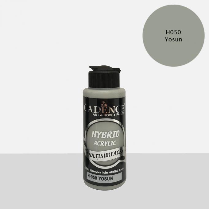Yosun Cadence Multisurface Akrilik Boya H050 - 120 ML
