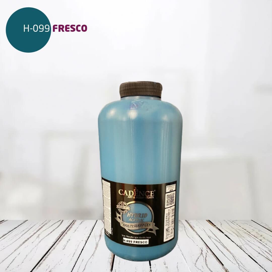 Fresco Cadence Multisurface Akrilik Boya H099 - 2000 ML