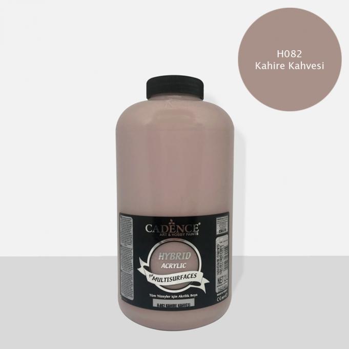 Kahire Kahvesi Cadence Multisurface Akrilik Boya H082 - 2000 ML