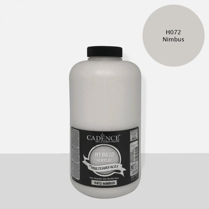 Nimbus Cadence Multisurface Akrilik Boya H072 - 2000 ML