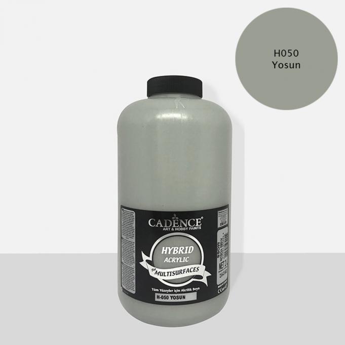 Yosun Cadence Multisurface Akrilik Boya H050 - 2000 ML