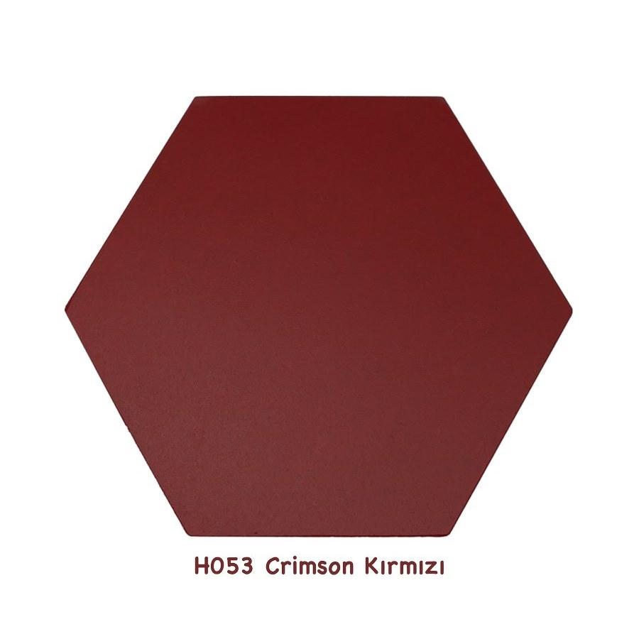 Crimson Kırmızı Cadence Multisurface Akrilik Boya H053 - 500 ML