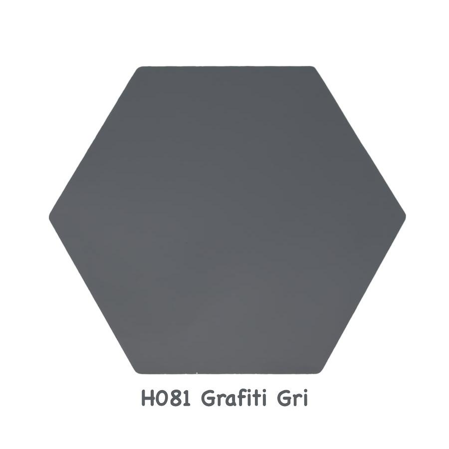 Grafiti Gri Cadence Multisurface Akrilik Boya H081 - 500 ML