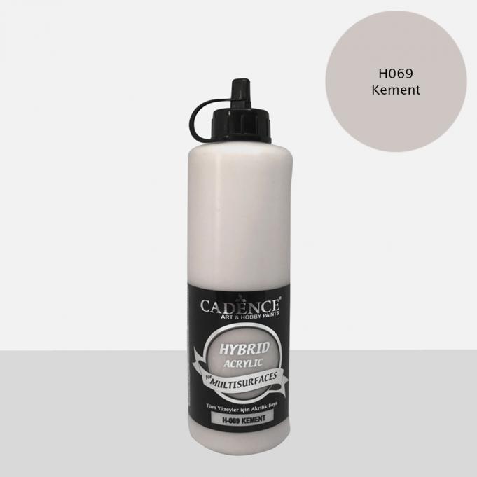 Kement Cadence Multisurface Akrilik Boya H069 - 500 ML