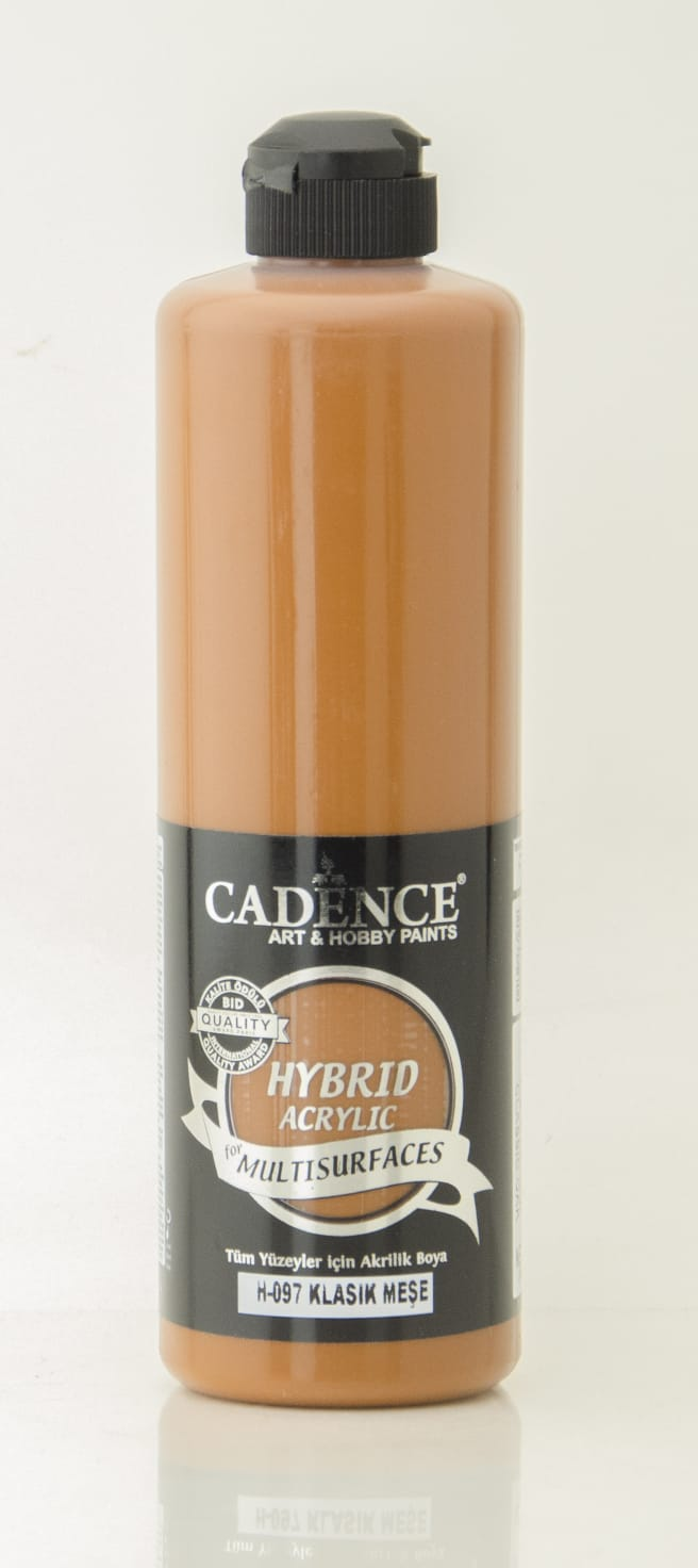 Klasik Meşe Cadence Multisurface Akrilik Boya H097 - 120 ML