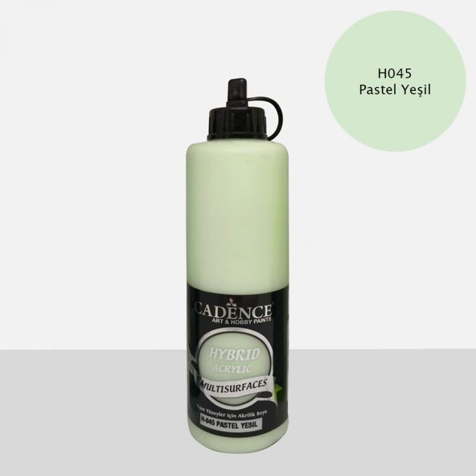 Pastel Yeşil Cadence Multisurface Akrilik Boya H045 - 500 ML