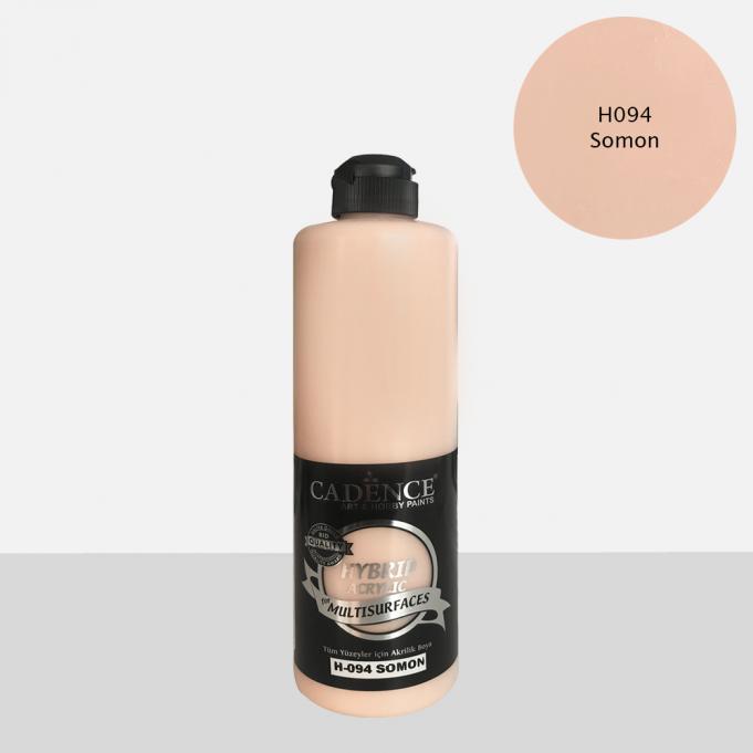 Somon Cadence Multisurface Akrilik Boya H094 - 500 ML