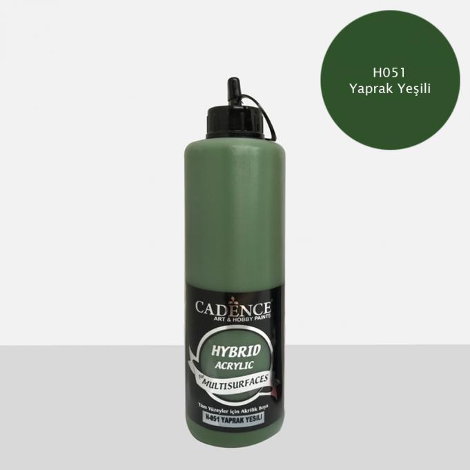 Yaprak Yeşil Cadence Multisurface Akrilik Boya H051 - 500 ML