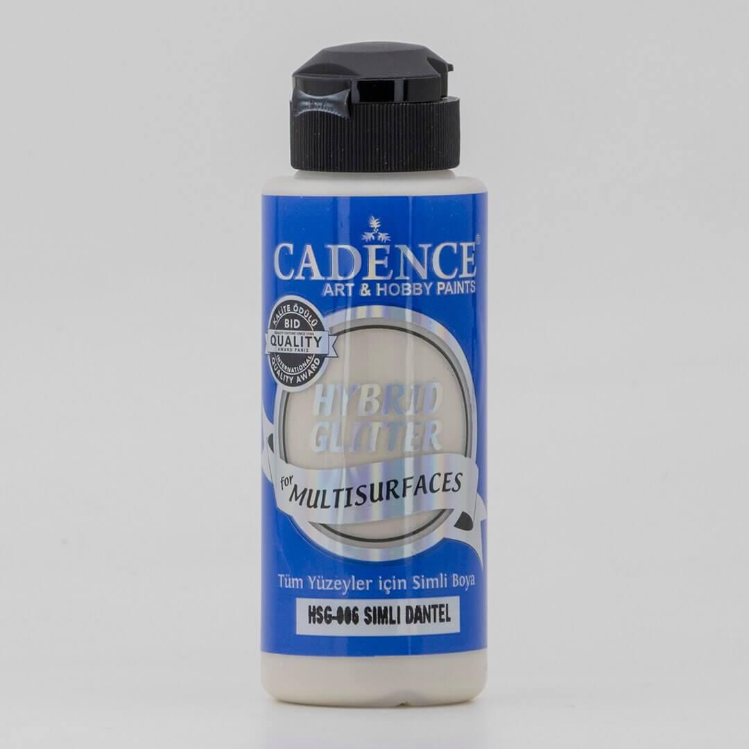 Dantel Cadence Multisurface Simli Akrilik Boya HSG006 - 120 ML