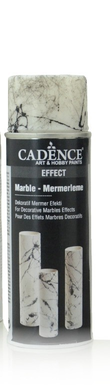 Cadence Mermerleme Sprey | Mermer Görünümlü Boyama | Marble Effect