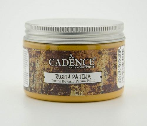 Rusty Patina RP08 Oksit Sarı