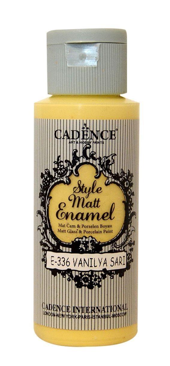 336 Vanilya Sarı Enamel 59ML(cc)
