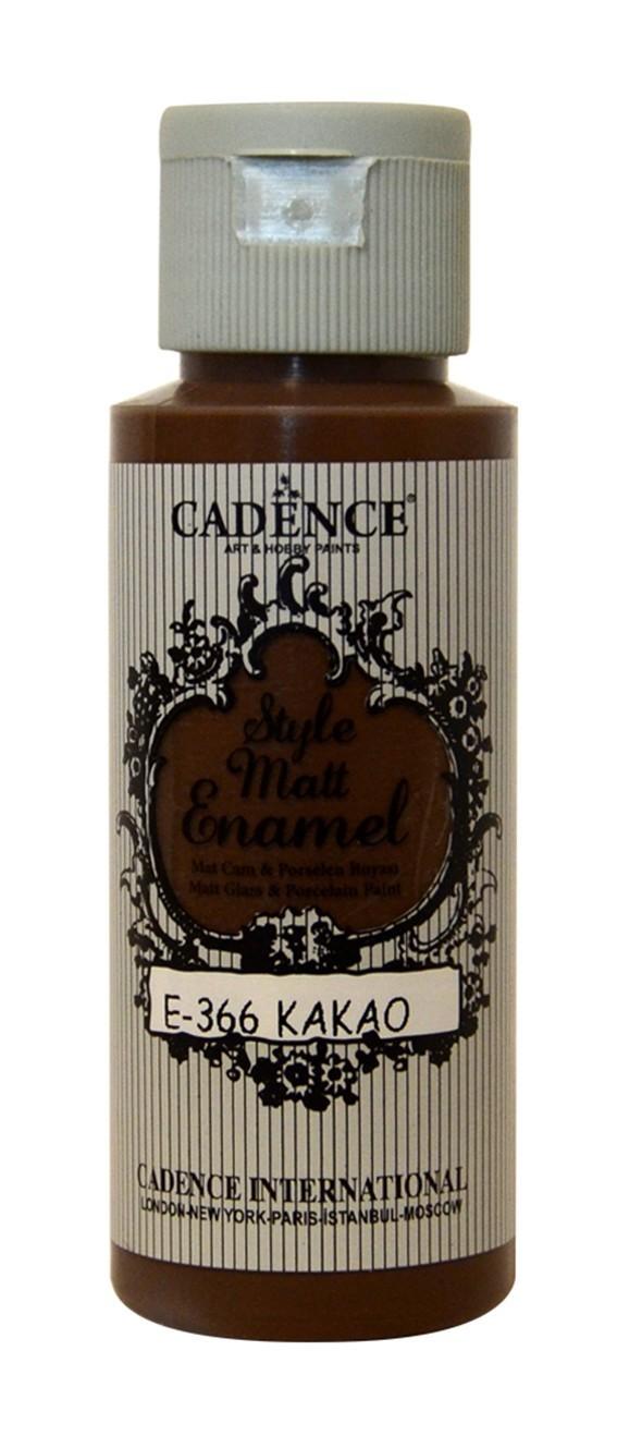 366 Kakao Enamel 59ML(cc)