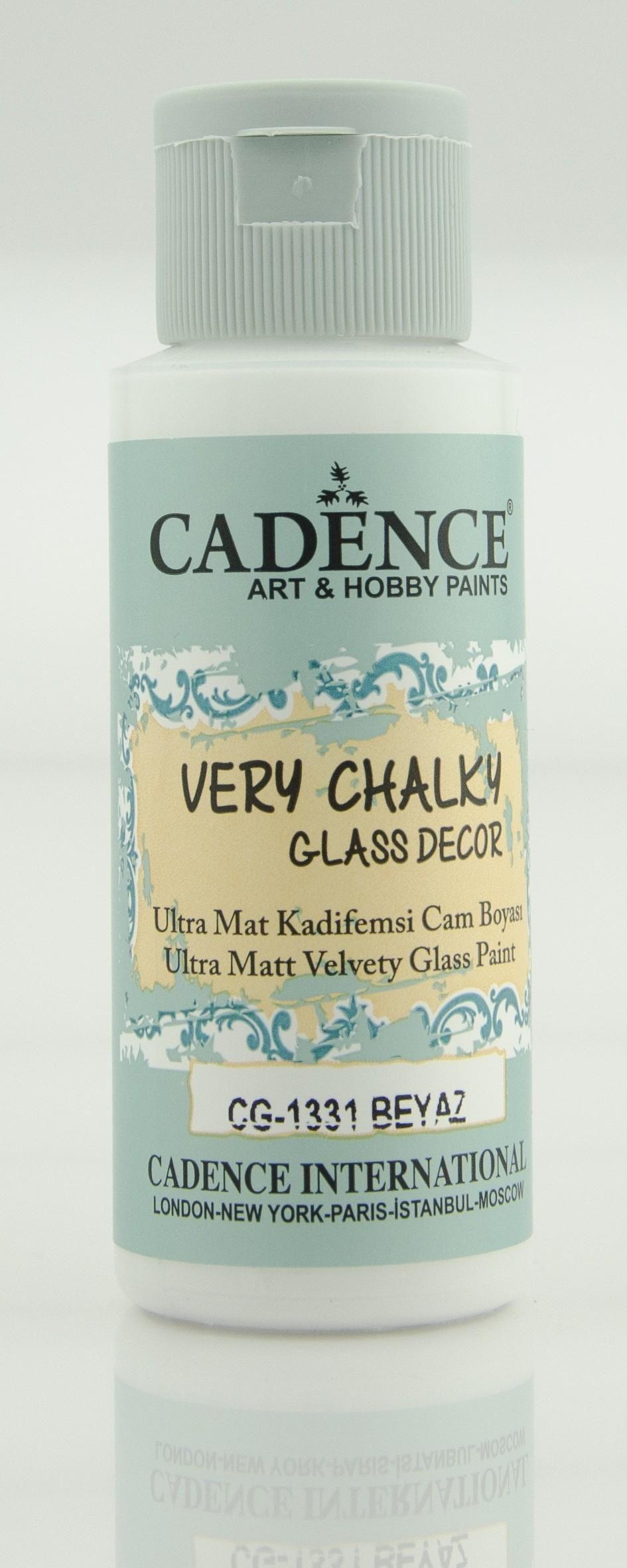 CG1331 Beyaz Very Chalky Cam Boyası
