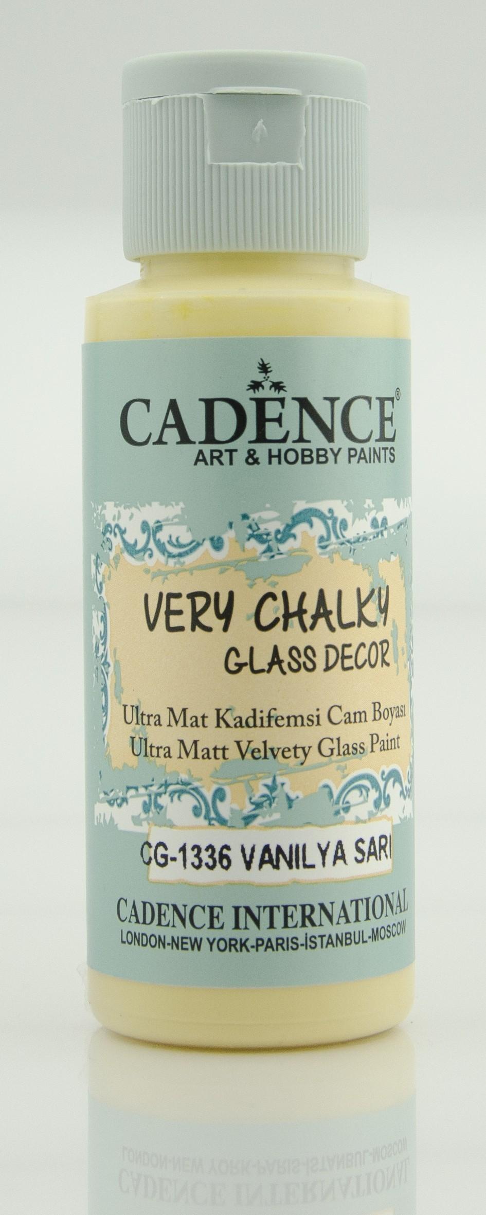 CG1336 Vanilya Sarı Very Chalky Cam Boyası