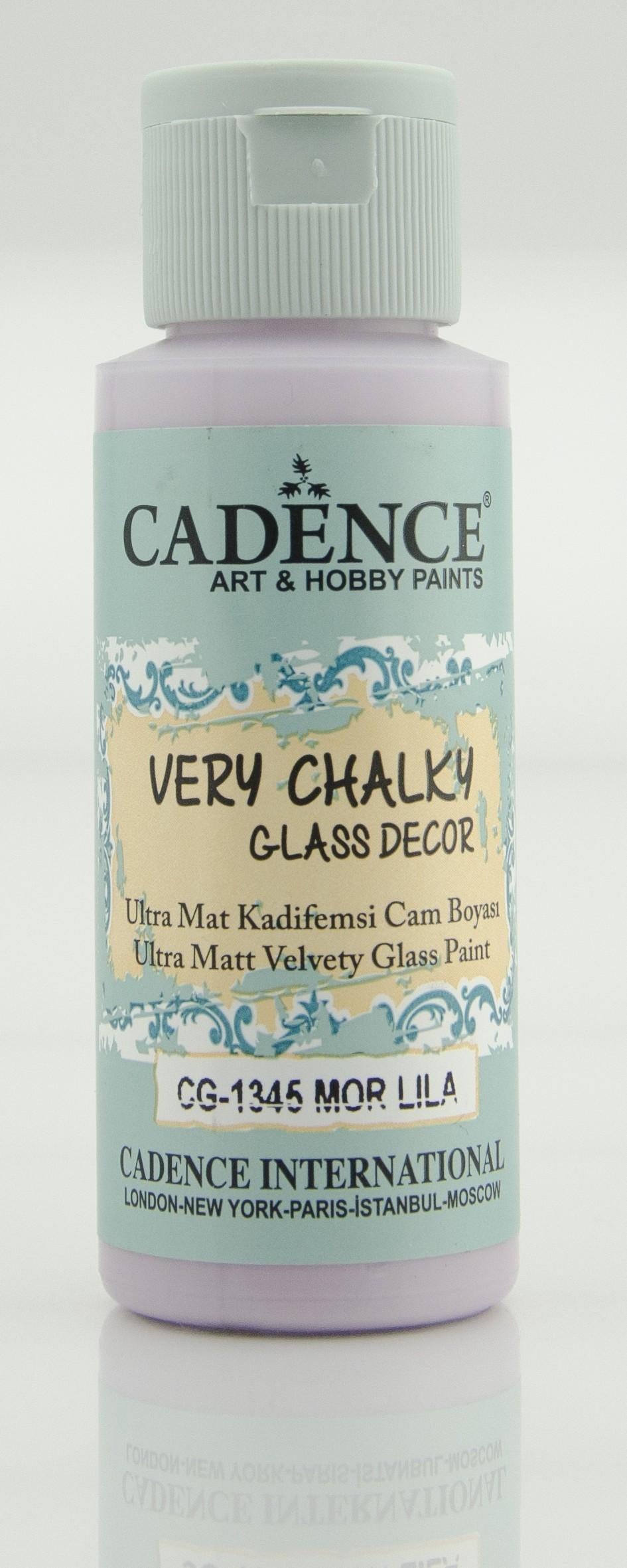 CG1345 Mor Lila Very Chalky Cam Boyası