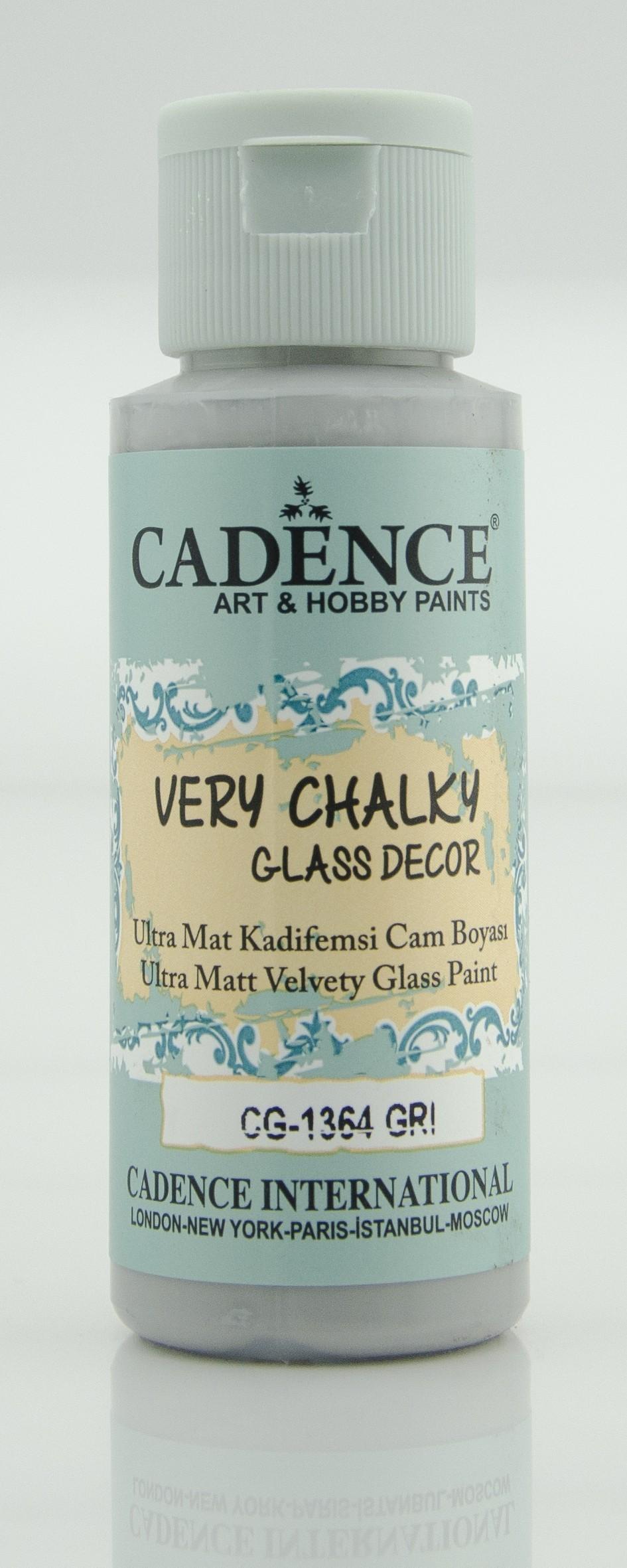 CG1364 Gri Very Chalky Cam Boyası