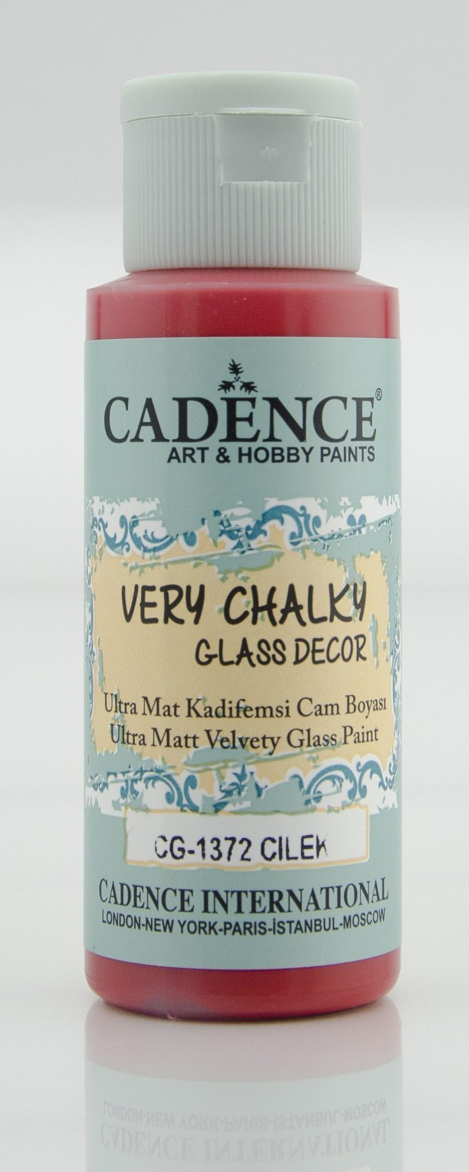 CG1372 Çilek Very Chalky Cam Boyası