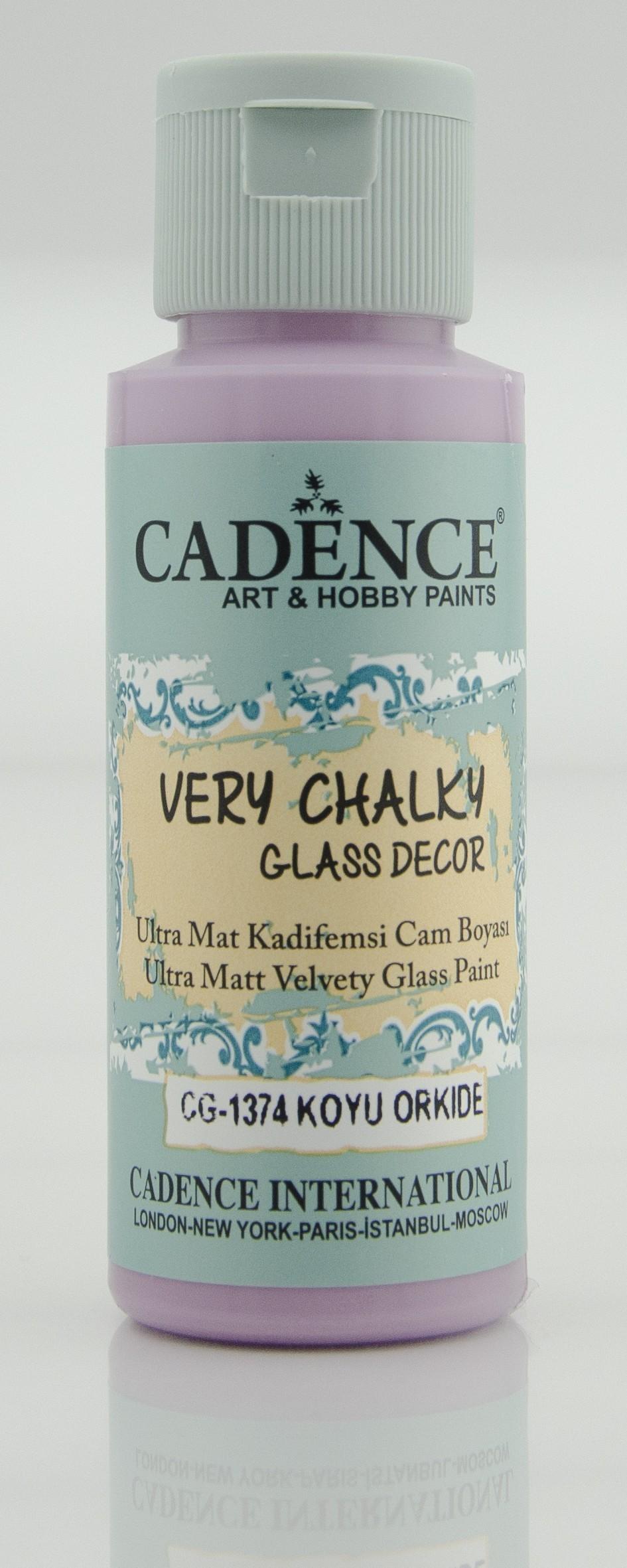 CG1374 Koyu Orkide Very Chalky Cam Boyası