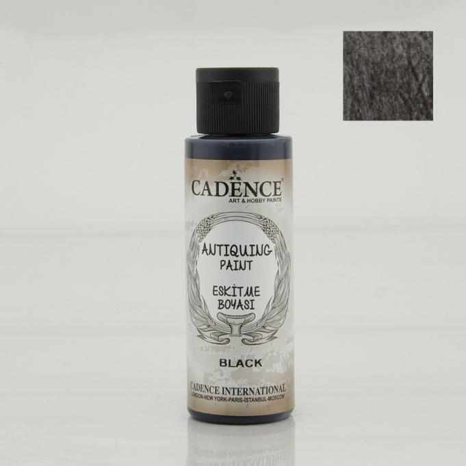 Eskitme Boyası 70ML(cc) 305 Siyah