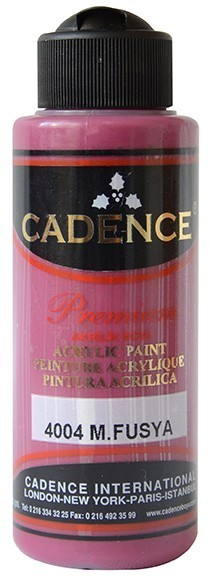 Cadence Akrilik Boya 120ML(cc) 4004 M. Fuşya fiyatları
