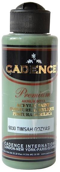 Cadence Akrilik Boya 120ML(cc) 5030 Timsah Gözyaşı