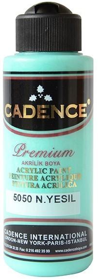 Cadence Akrilik Boya 120ML(cc) 5050 N. Yeşil