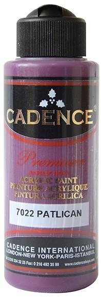 Cadence Akrilik Boya 120ML(cc) 7022 Patlıcan fiyatları
