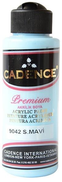 Cadence Akrilik Boya 120ML(cc) 9042 S.Mavi fiyatları