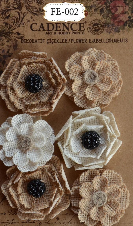FE002 Çiçek Modeli