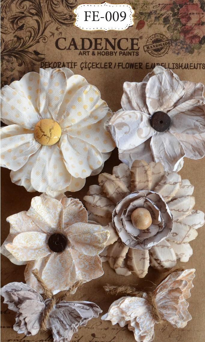 FE009 Çiçek Modeli