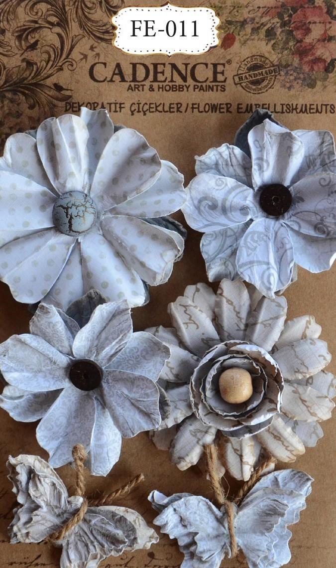 FE011 Çiçek Modeli