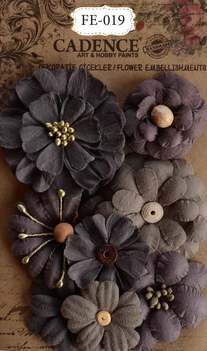 FE019 Çiçek Modeli