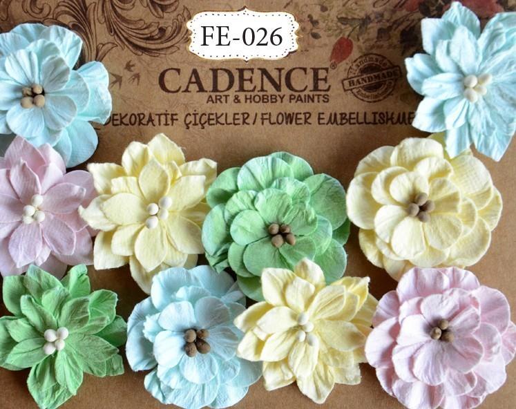FE026 Çiçek Modeli