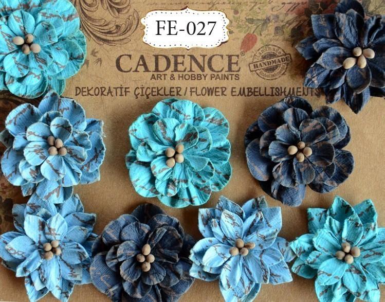 FE027 Çiçek Modeli