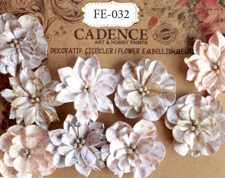 FE032 Çiçek Modeli