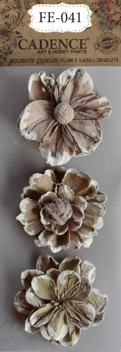 FE041 Çiçek Modeli