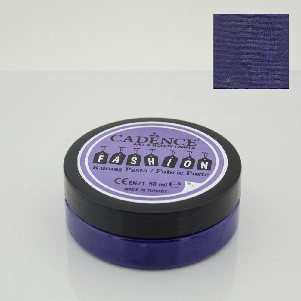 Ultra Violet Cadence Opak Kumaş Rölyef Pasta 07